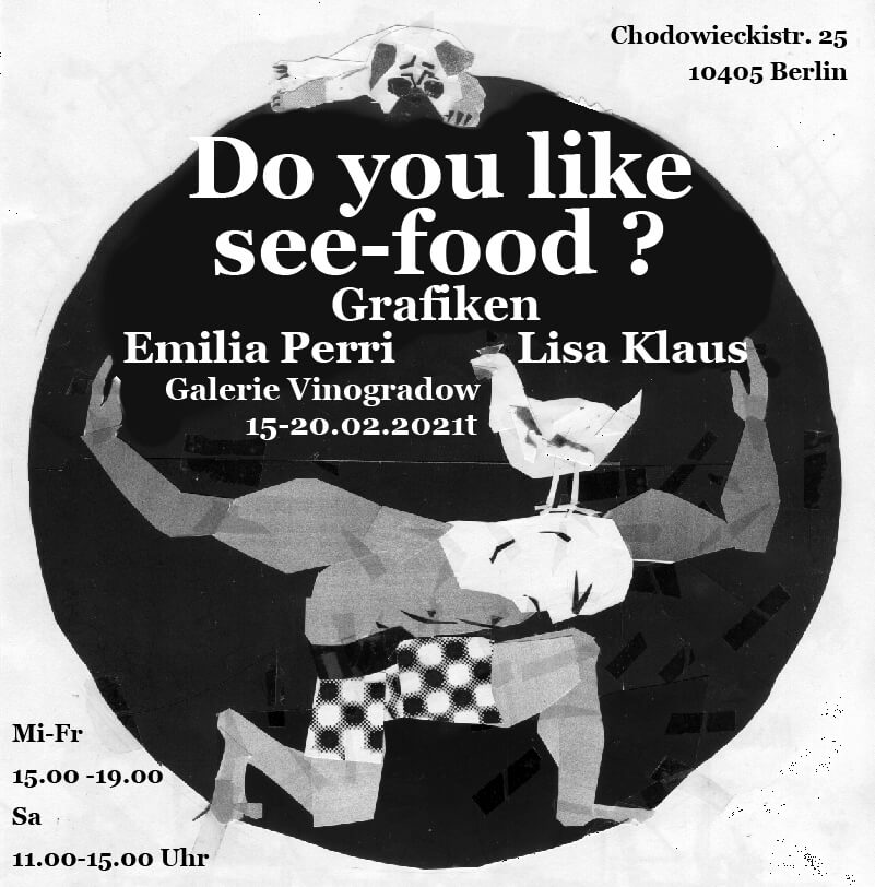 Ausstellung Do You Like See-food
